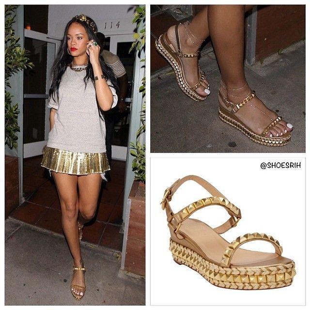 louboutin cataclou sandals
