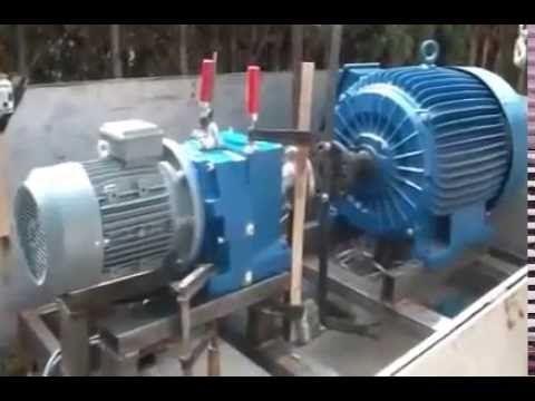 Free Energy FlyWheel 45Kw Perpetual Kinetic Energy 36 ไฟฟ้า ...