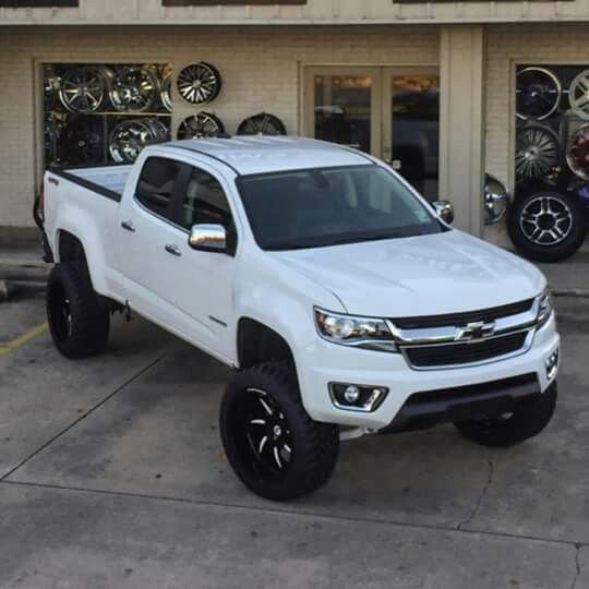 Lifted Chevy Colorado >> 2016 Chevy Colorado Car Awesomeness Chevrolet Trucks