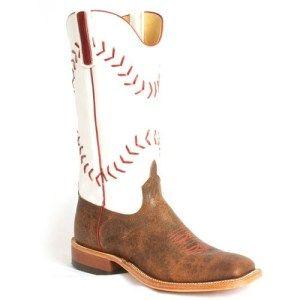 Photo of baseball cowboy boots