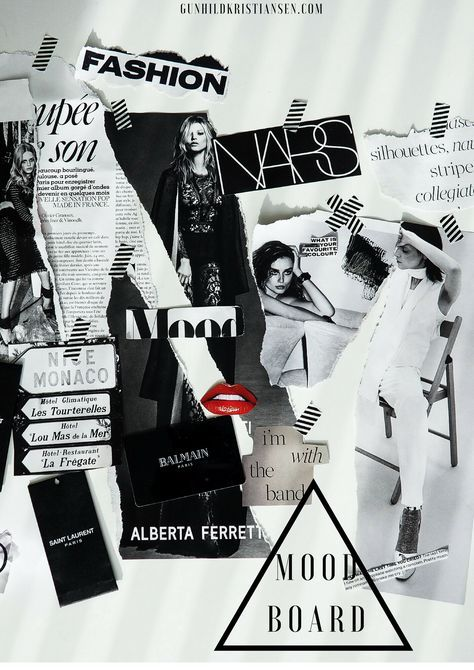 46+ Ideas For Fashion Collage Aesthetic