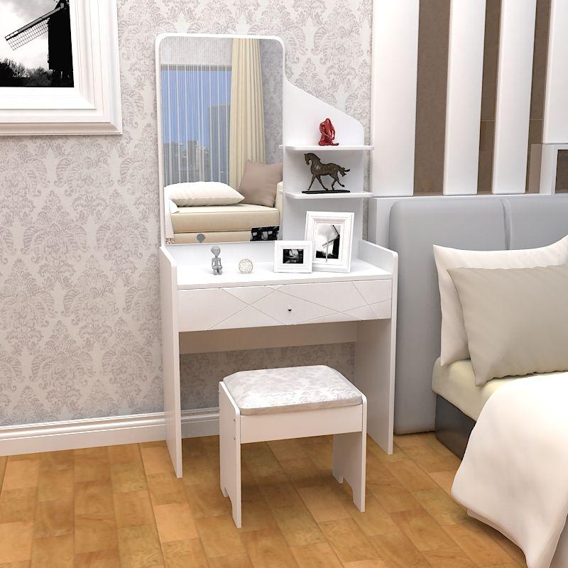 Commode simple moderne peinture blanche de grande taille appartement ...