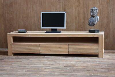 Meuble tv noumea teck meubles salon