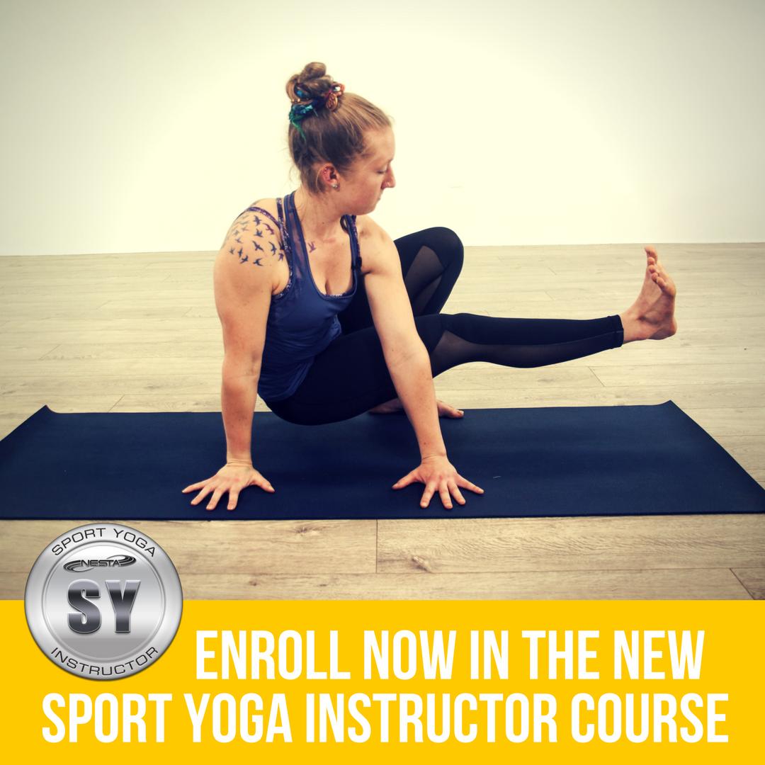 yoga training instructor certification teacher nestacertified nesta