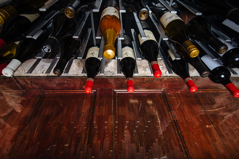 A Historic Portland Mansion Gets A Wine Cave Upgrade Wine Cellar Wine Wine Fridge