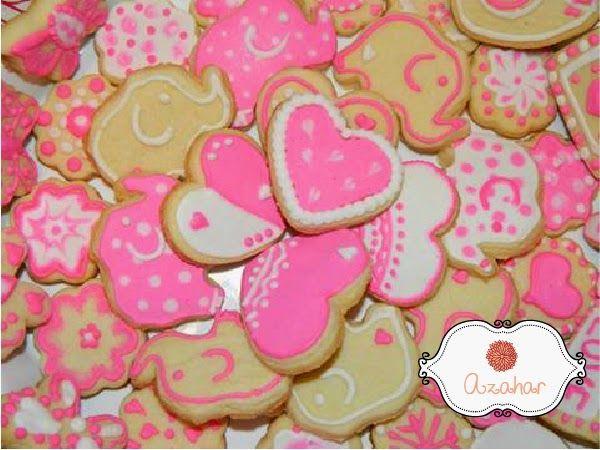 Azahar: Cookies de todo tipo!!