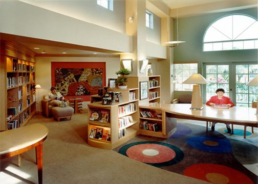Retirement home interior design