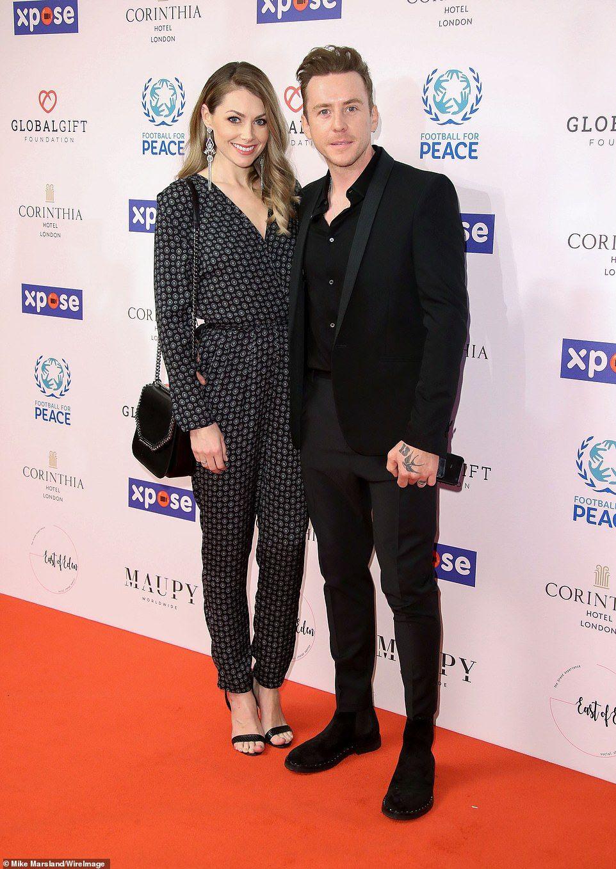 Kimberley Garner and Jess Wright wow on Global Gift Gala