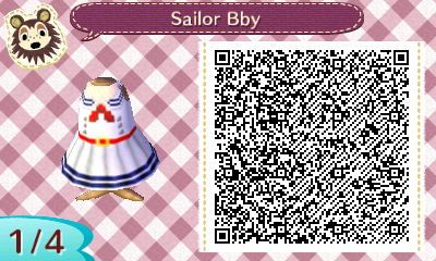 Greetings fellows master post of dress number 2 i actually think animal crossing new leaf qr codes m4hsunfo Images