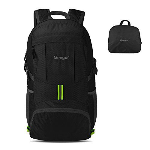 Backpack DaypackTravel Backpack Mengar Foldable Water Resistant Packable  Backpack Hiking Daypack Ultralight and Handy Lifetime Warranty Purple      Learn ... 409f9450852bd
