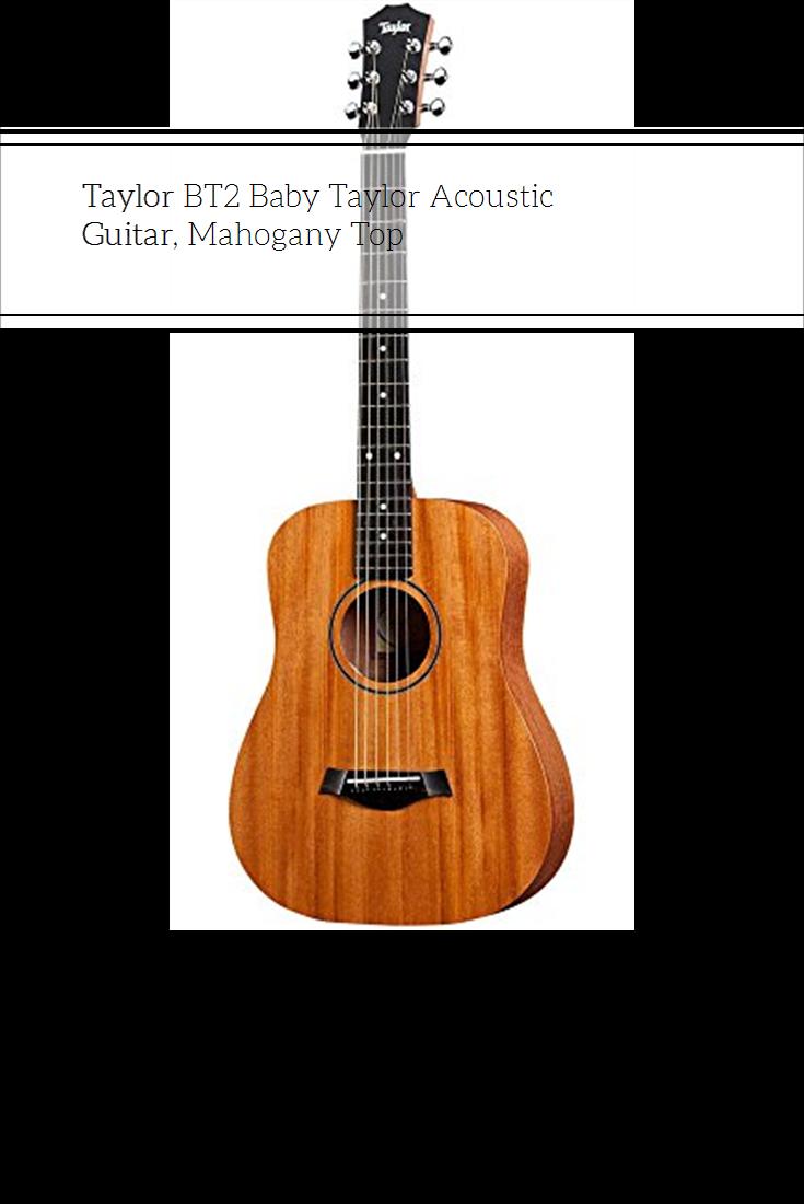 Taylor Bt2 Baby Taylor Acoustic Guitar Mahogany Top In 2020 Taylor Guitars Acoustic Baby Taylor Acoustic Guitar
