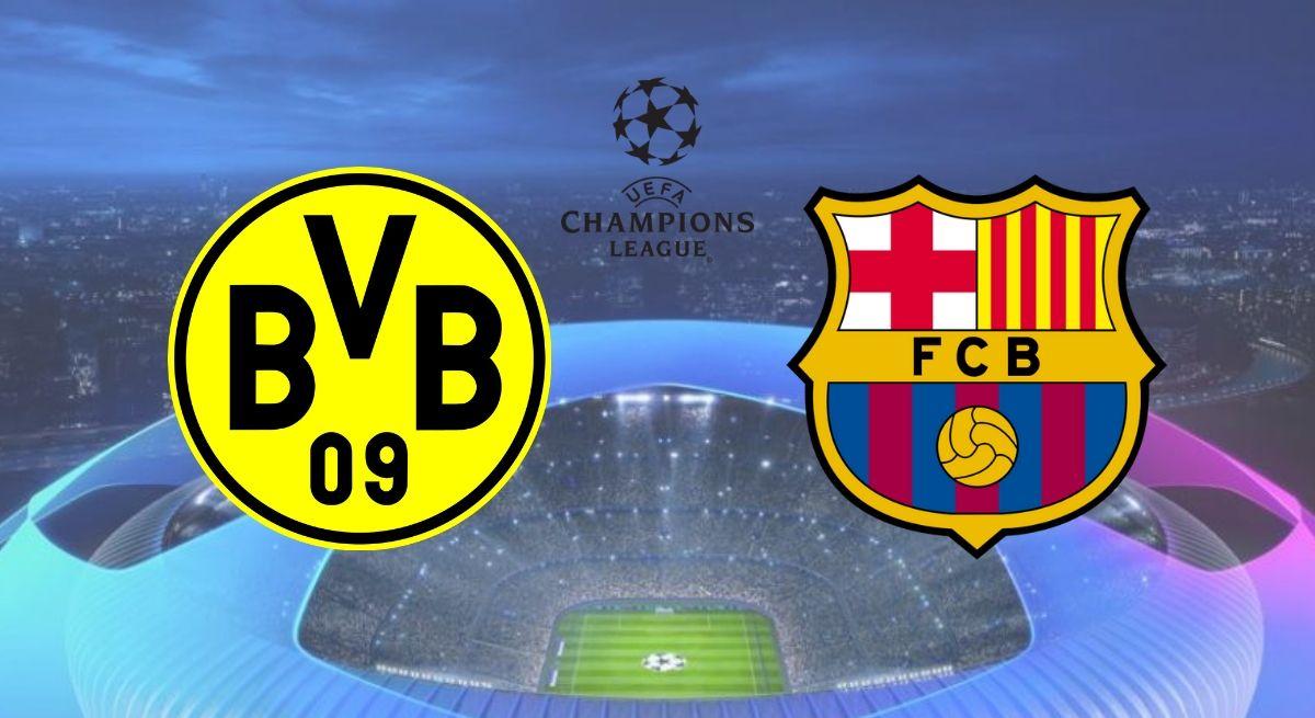 Assistir Barcelona X Borussia Dortmund Ao Vivo Online Em 2020