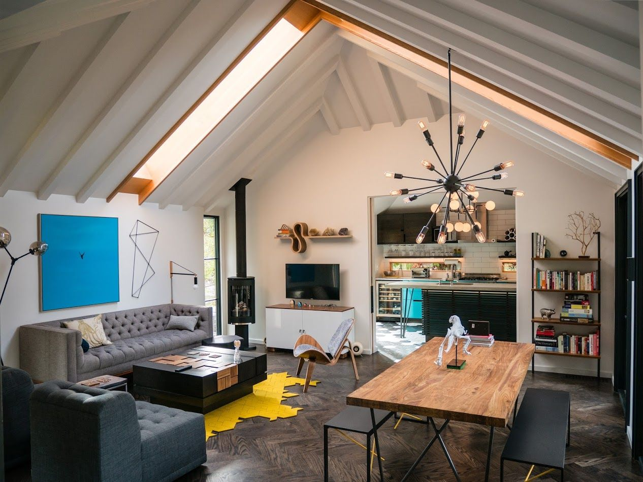 Ten Penny Studio Addition In Greenwood Seattle Home Decor Design Build Firm Renovations
