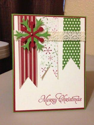 Christmas Cards Handmade Design Ideas 53 Christmas Cards