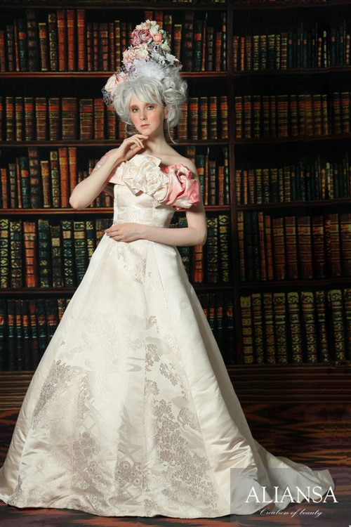 The sum of the dress wedding dress dress Order rental dress Ariansa ...