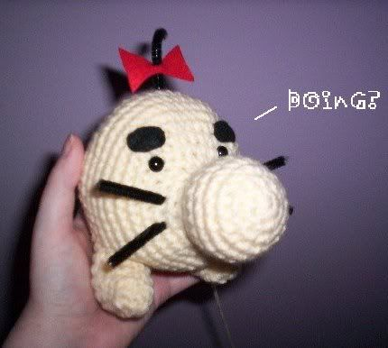 crochet earthbound | ... . Saturn... from Earthbound/Mother, now ...