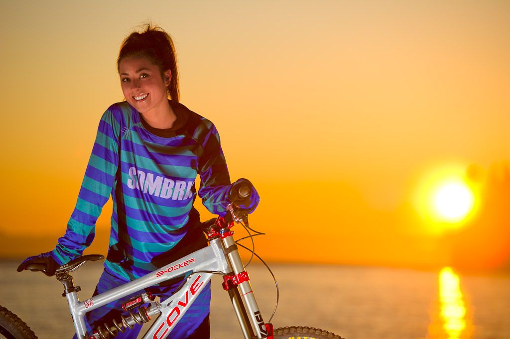 Downhill Racer - Holly Feniak  Professional Women -5622