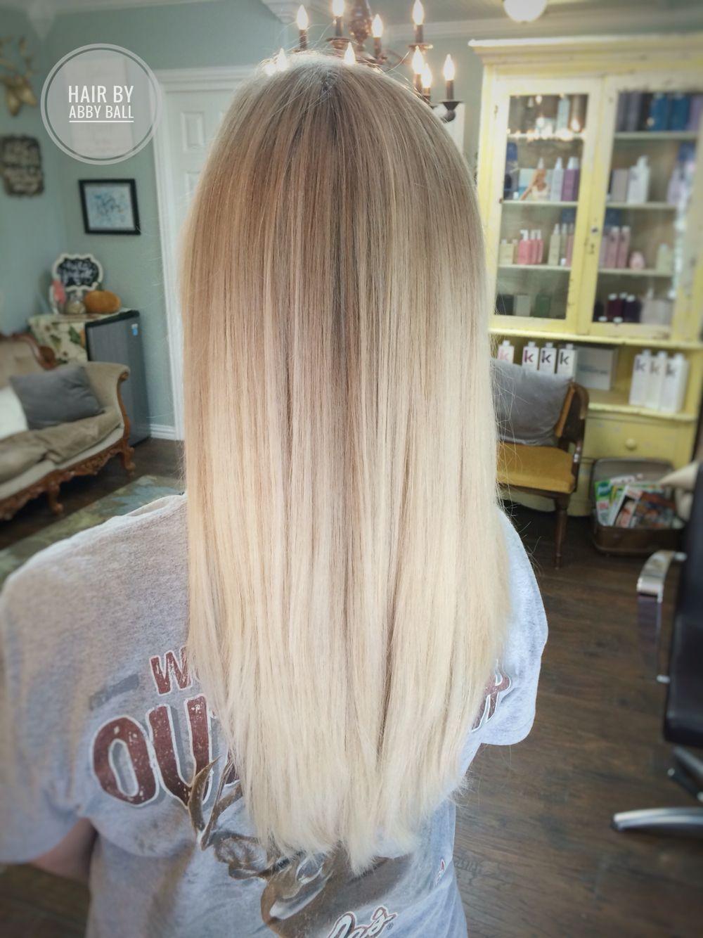 Icy Blonde Balayage Natural Blended Elsa Hair Hair Health Beauty