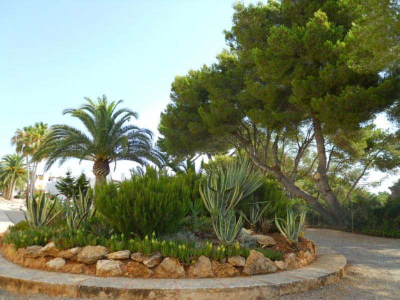 Jardin de estilo mediterraneo jardines y patios for Jardines con estilo