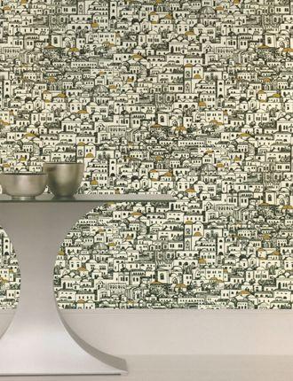 Piero Fornasetti Mediterranea Wallpaper By Cole And Son - Piero fornasetti wallpaper designs