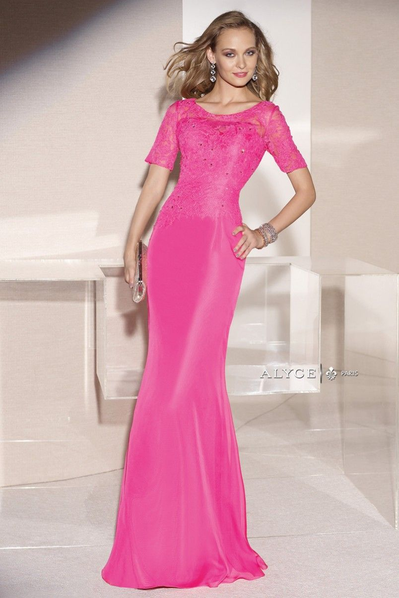 Mother of the Bride | Jean de Lys Dress Style #29694 | Fall 2014 ...