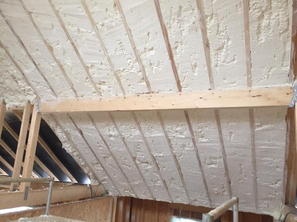 Spray Foam Insulation Antrim Cost Effective Best Quality Foam Spray Foam Insulation Spray Foam Insulation