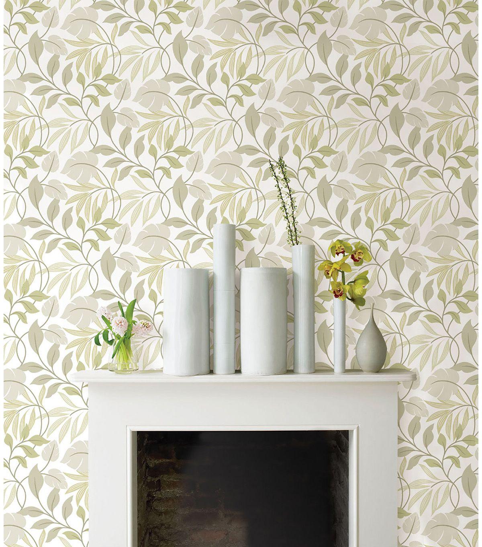 Wallpops Nuwallpaper Neutral Meadow Peel Stick Wallpaper Peel And Stick Wallpaper Brewster Wallpaper Wallpaper Samples