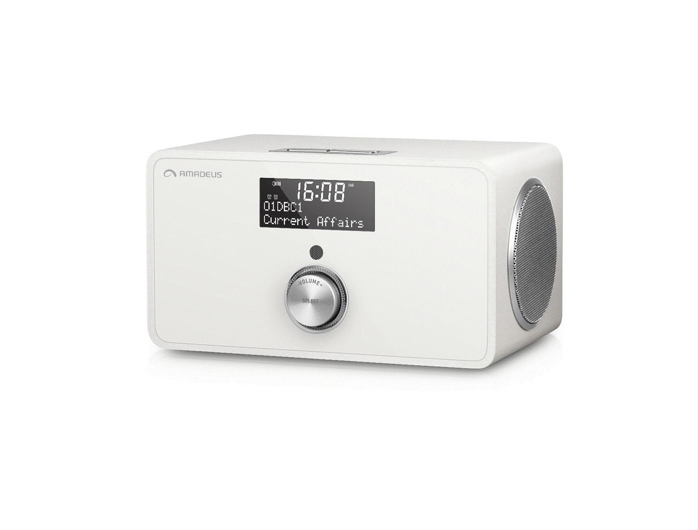 AMADEUS ADRBT414W BLUETOOTH DAB RADIO