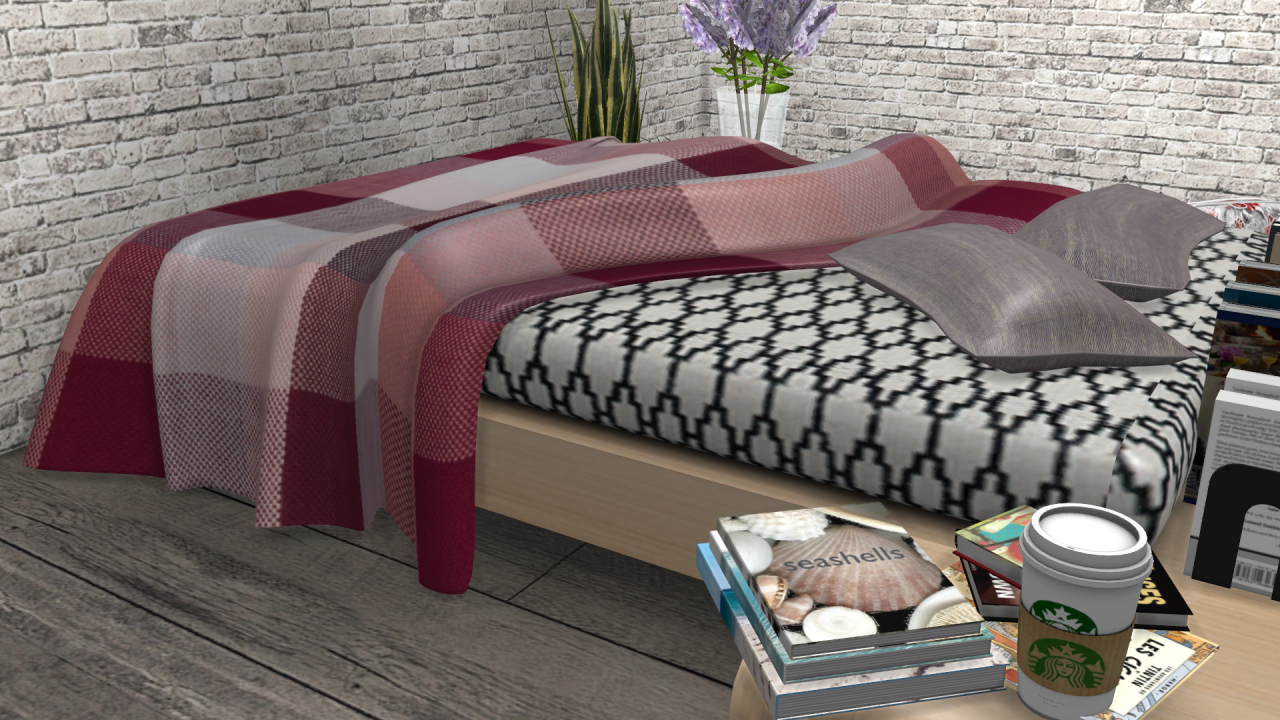 Lana cc finds loom throw blanket is for sofa ts4 for Sofa bed sims 4