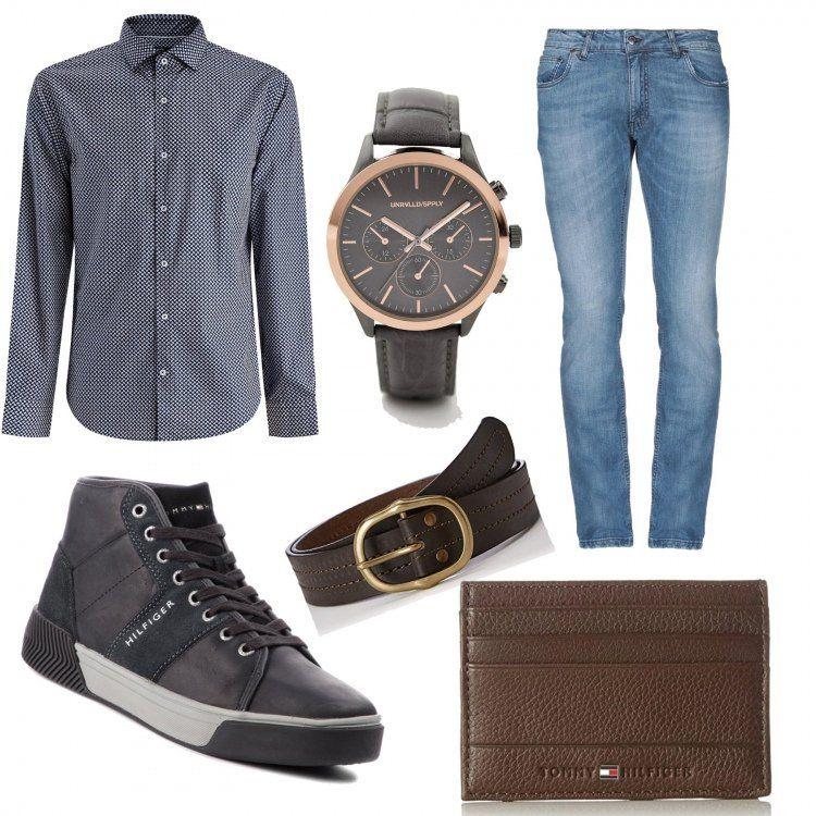 Trova il tuo outfit uomo su Bantoa | Outfit, Stile maschile