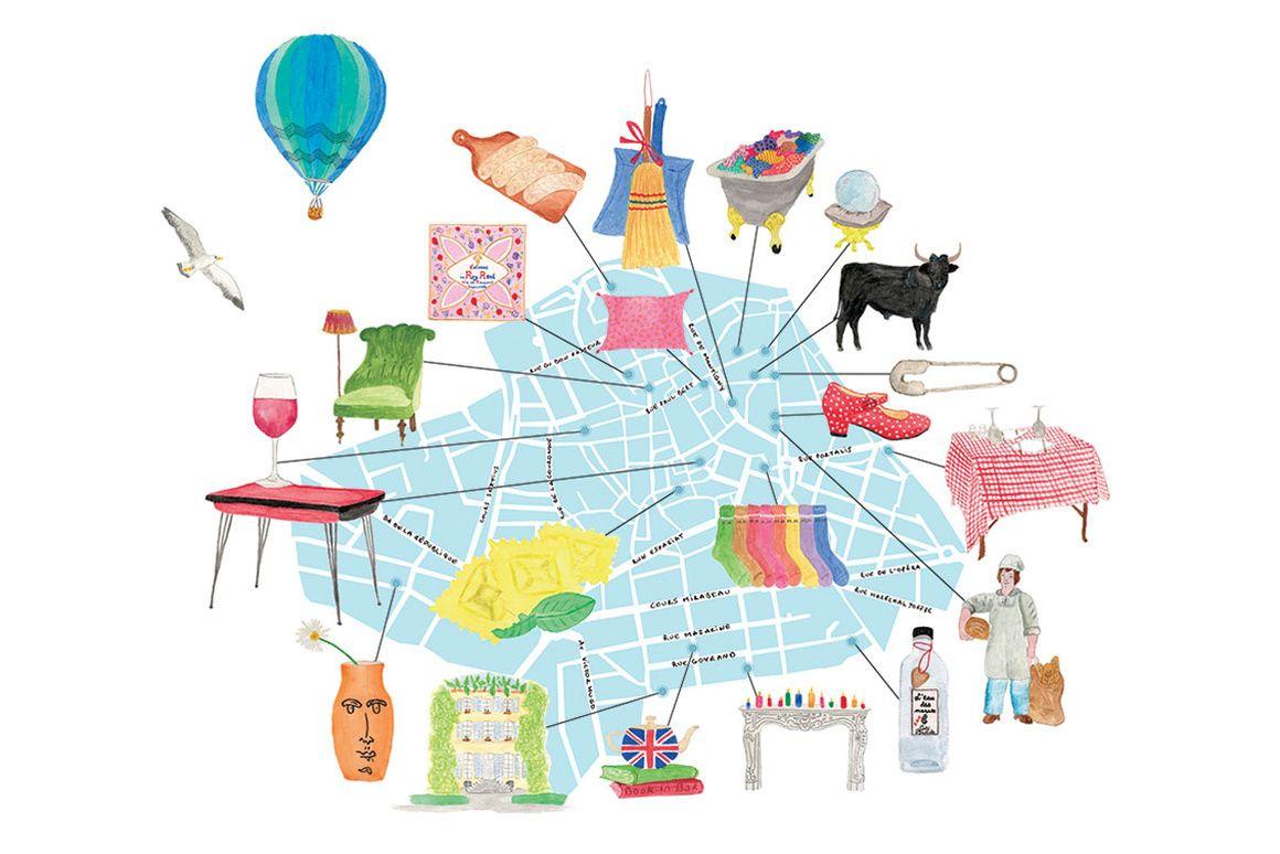 Le guide Bonjour Provence Marseille Aix en Provence Arles 2