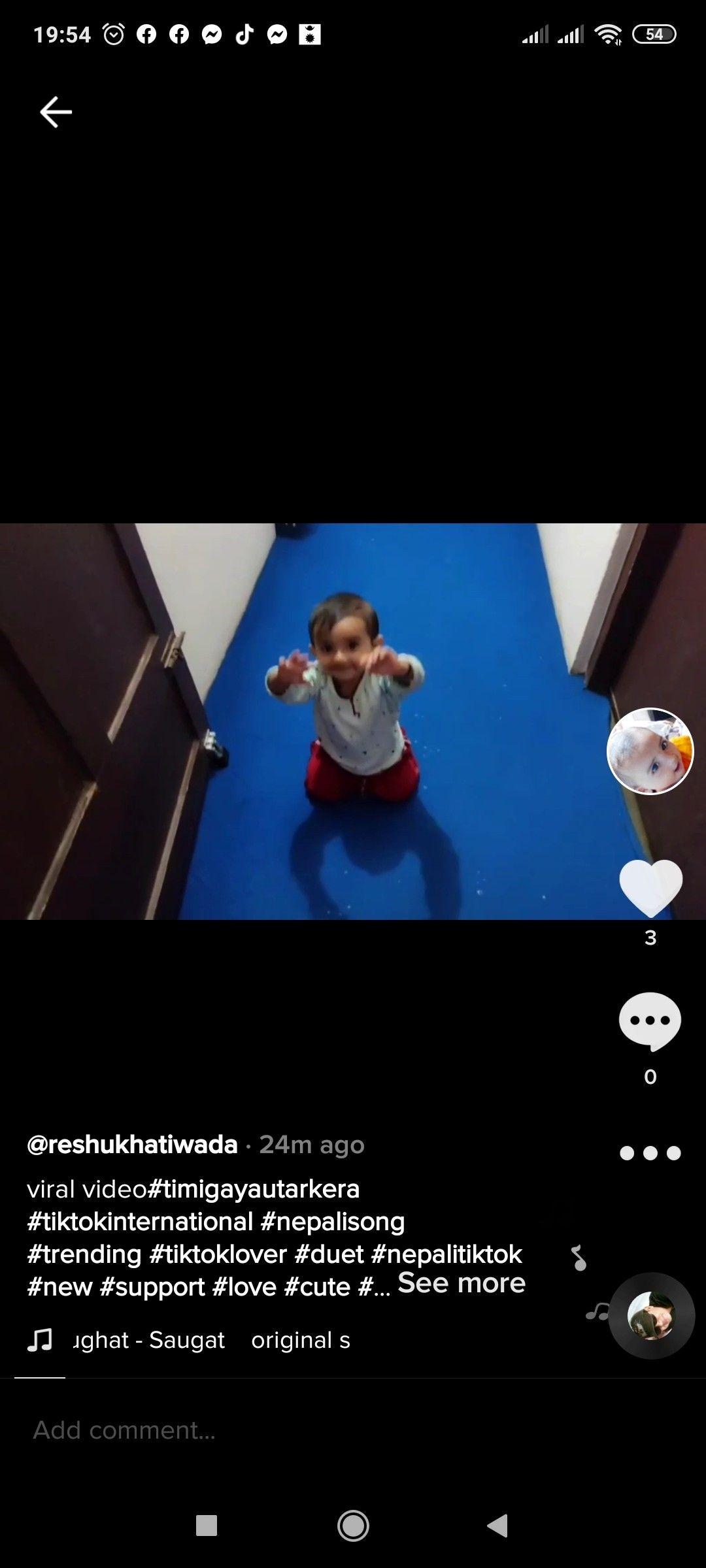 Viral Tiktok Video Nepali Song Viral Videos Viral