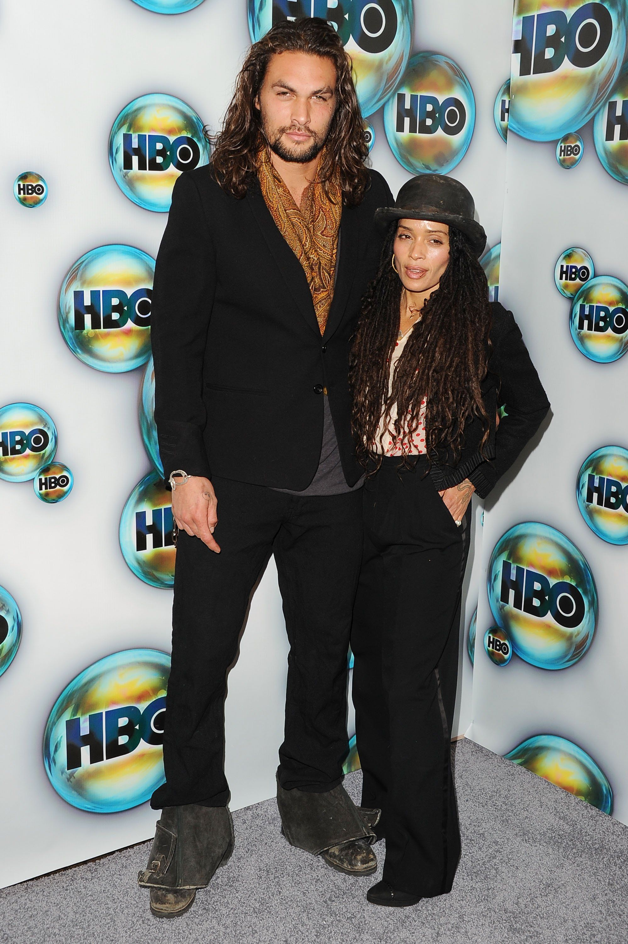 16 Times Jason Momoa And Lisa Bonet S Relationship Was Almost Too