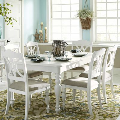 Wayfair Len liberty furniture dining table reviews wayfair leaf leaf length