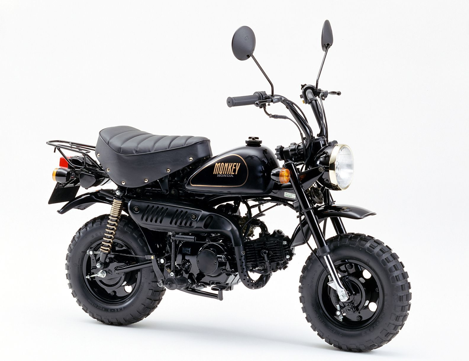 2020 Honda Z50 Photo Honda Mini Bike Apple Car Play