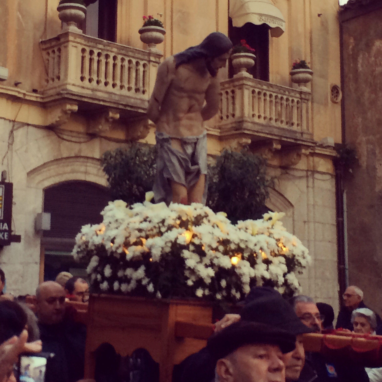 Paixão de Cristo - Taormina