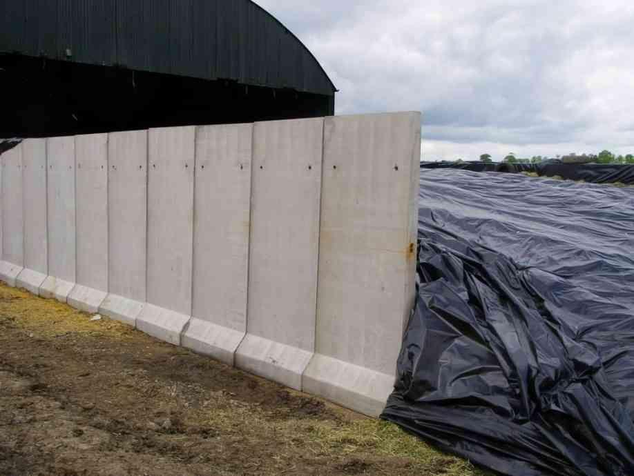 Free Standing Retaining L Walls Moore Concrete Em 2020 Muro De Contencao Muro