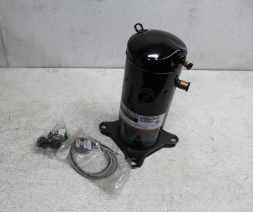 Copeland Zr48k5e Pfv 800 4 Ton R22 208 230v 1ph Scroll Compressor Ebay Link