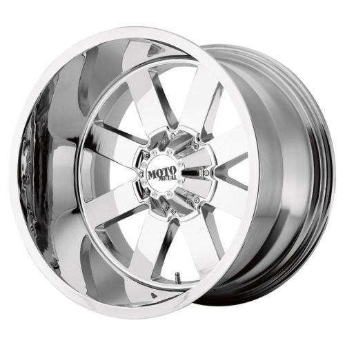 20 20x12 Moto Metal Mo962 Chrome Wheels Rims 8x6 5 8 Lug Chevy Gmc Dodge Ram Hd Wheel Rims Chrome Wheels Chrome Rims