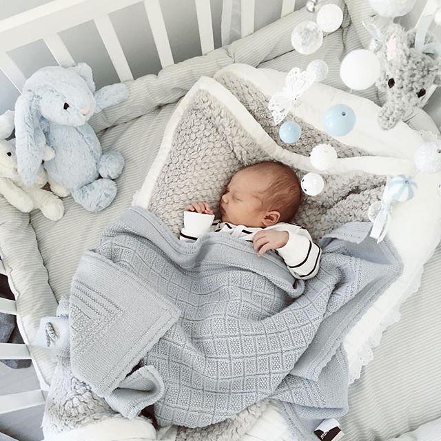 Sleeping baby Credit: /jeanettesandvik/
