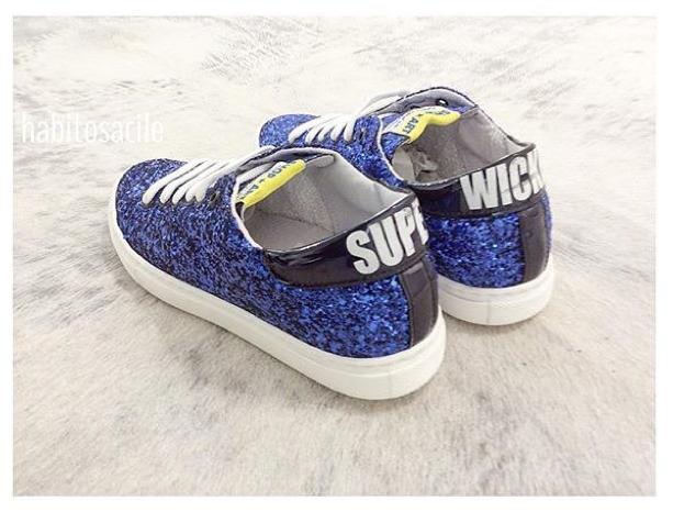 SUPER SHOES #perfectgift #xmas #collection #shopart #fallwinter15 #blue #shoes #adorage #style #shopartmania