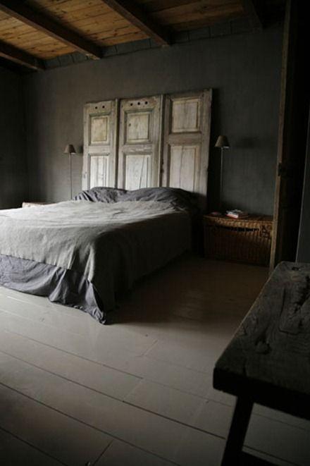 Sänggavel, Jan Luijk via Tumblr CHAMBRE Pinterest Chambres