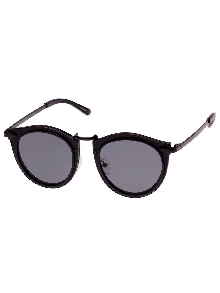 8abb71eed1c4 Karen Walker Superstars Solar Harvest Black Sunglasses