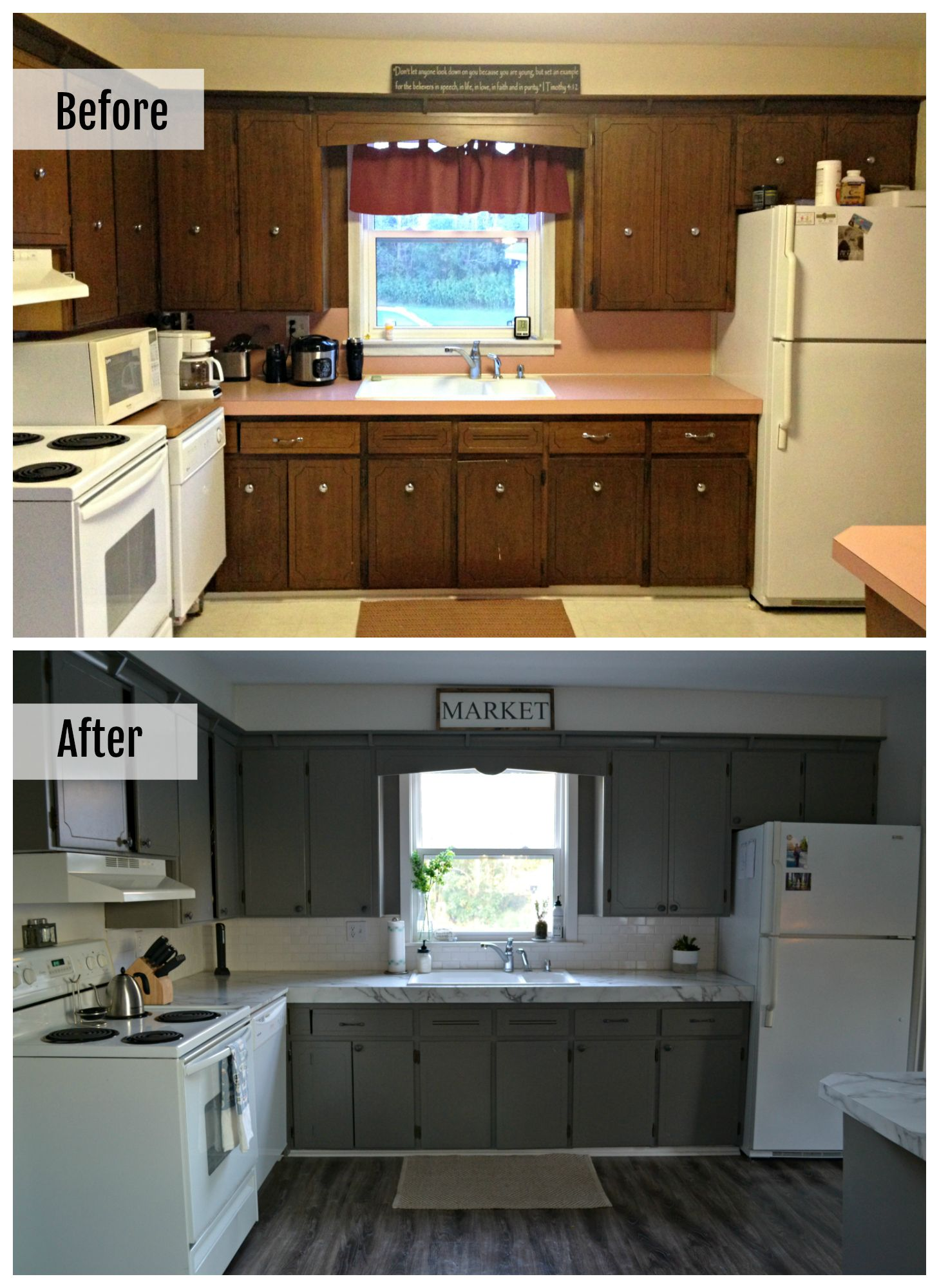 Our Darling Little Kitchen Remodel | Darling Little Life | Pinterest