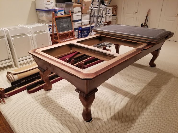 Pin by Dismantle Furniture on Professional Game Tables