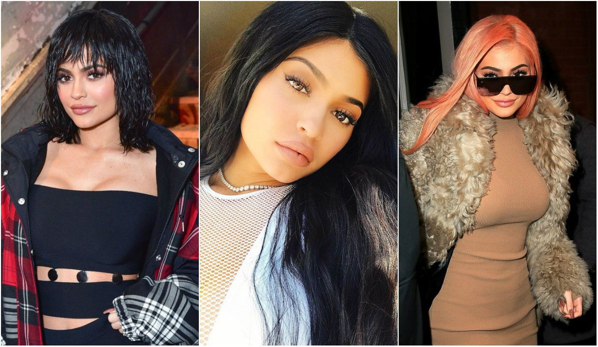 Every Hairstyle Kylie Jenner Rocked This Year Braid Hairstyles