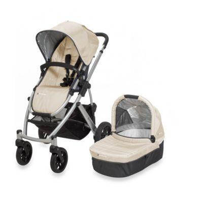 UPPAbaby Vista Stroller in Black/Beige Lindsey from Buy ...