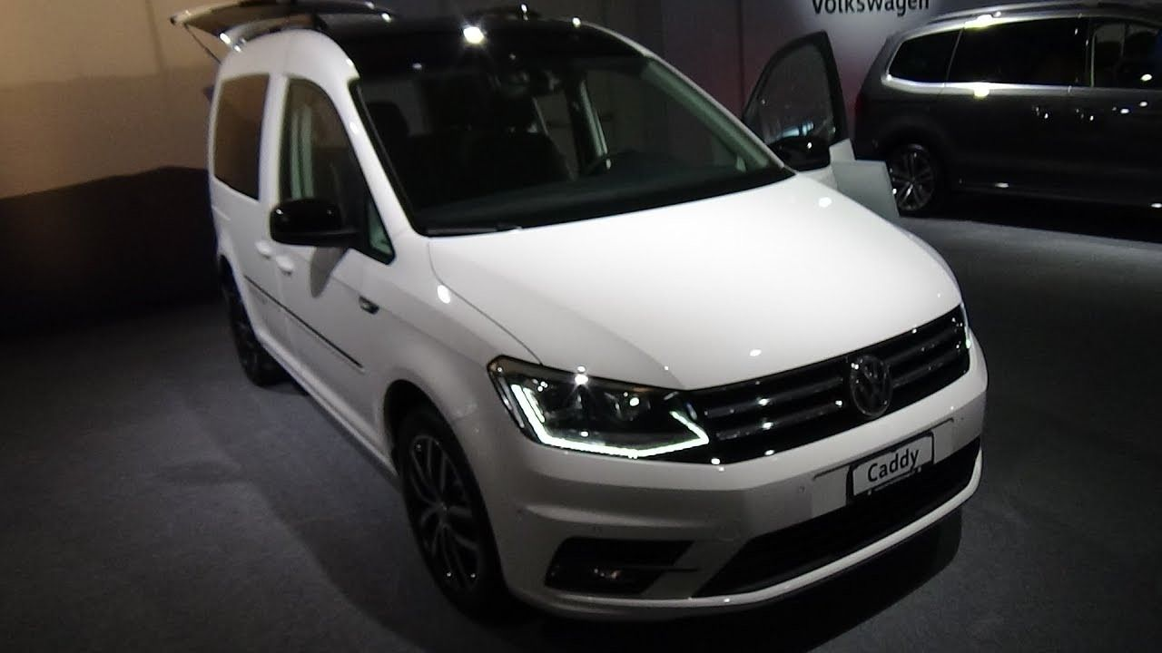 Vw Caddy 2019 Exterior And Interior Review With Images Caddy