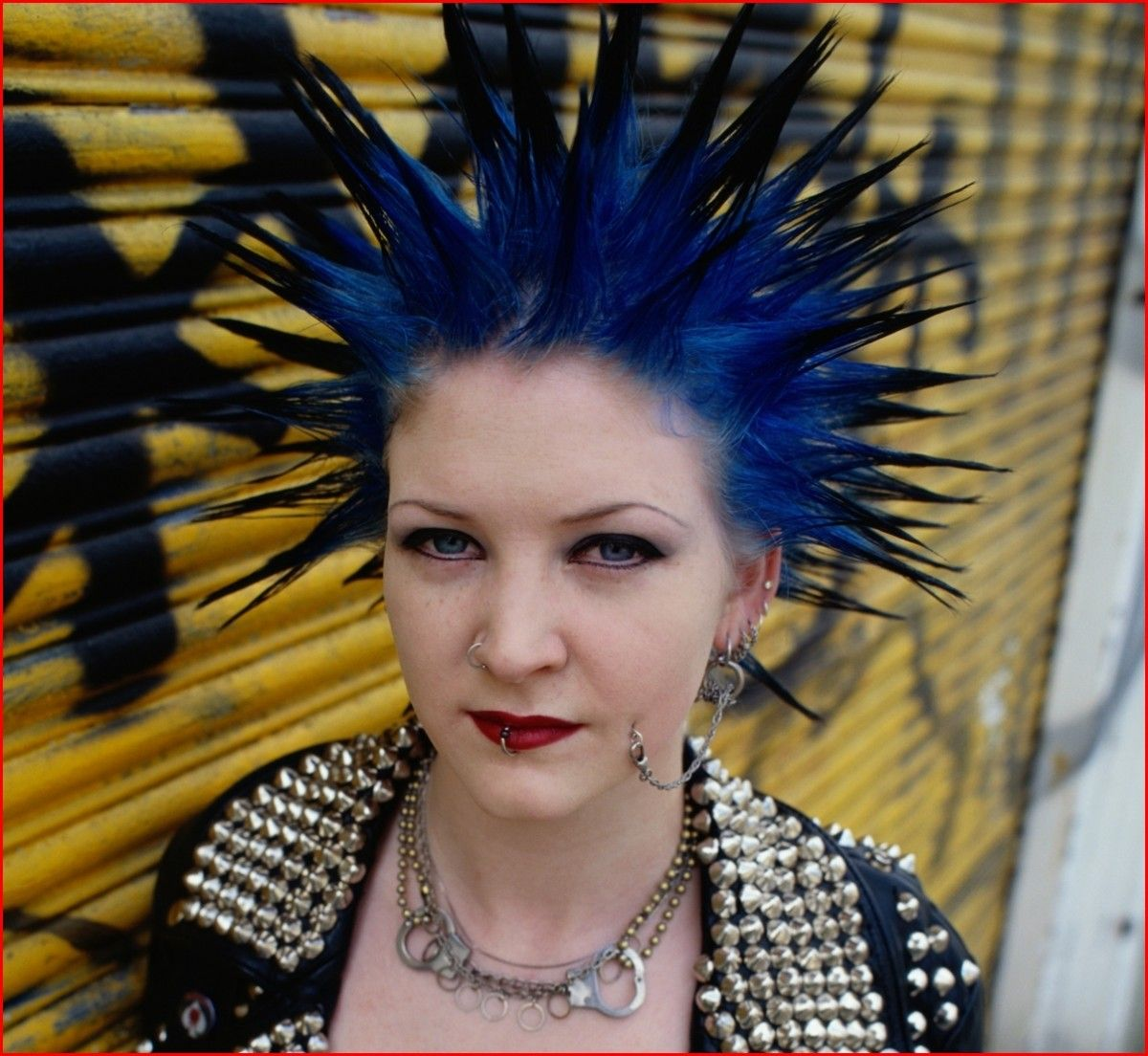 mohawk punk hairstyles | weird hairstyles | hair styles