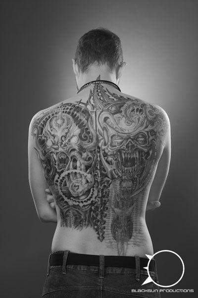 My darker side by DominikMuench.deviantart.com on @deviantART